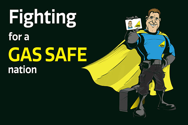 Be gas safe at home