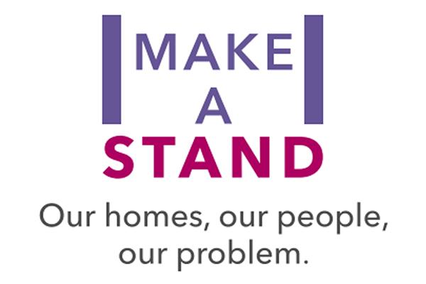 Make a Stand - CIH