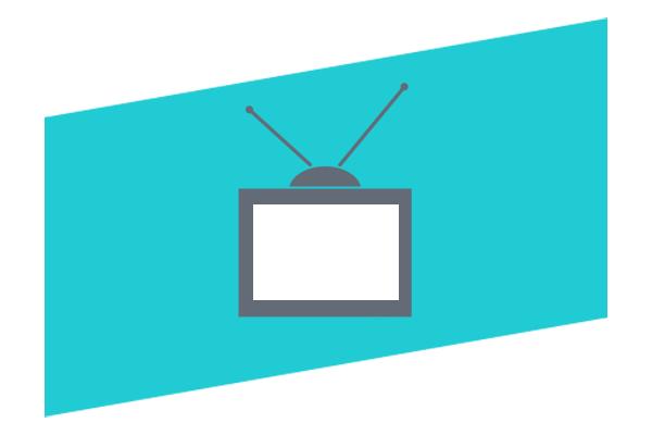 Communal TV aerial