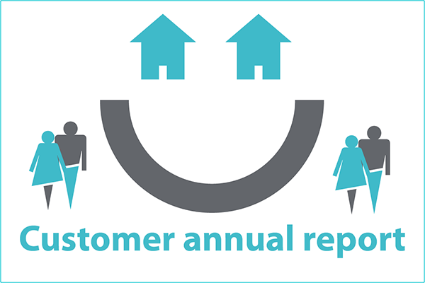 Customer annual report